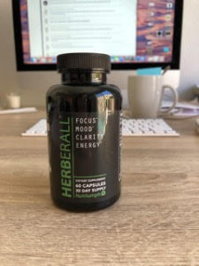 herberall is the first best brain pills and notable herbal nootropic that aims to enhance cognitive function along with memory focus attention top smart drugs 2019