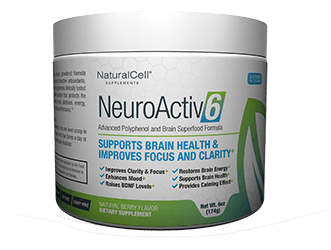 NeuroActiv6 - A Brain and Energy Booster That Works