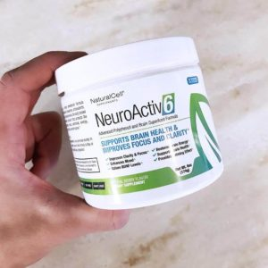 neuroacti6 best unique brain nootropic to make you feel energized and motivated supports brain health and imrpoves mood memory focus attention in 2019