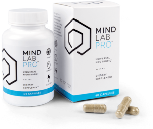 Find and buy Mind Lab Pro 2019 first universal nootropic stack with benefits for brain energy best and most advanced that will improve your mind and body