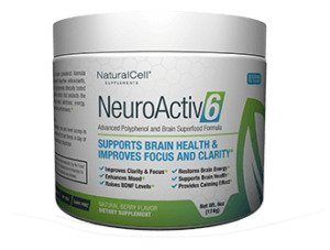 neuroactiv6 best unique brain nootropic to make you feel energized and motivated supports brain health and imrpoves mood memory focus attention in 2019