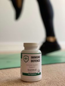 Immune Defence best supplement to protect and boost immune system during cold flu and other virus symptoms in 2020 increase recovery time and has a substantial dose of zinc vitamin c to fight off stress and pathogens