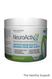 neuroactiv6 is the best unique brain nootropic to make you feel energized and motivated this brain supplement supports brain health and improves mood, memory, focus and attention in 2020