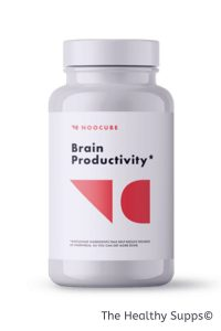 buy quality nootropic NooCube a cognitive booster that makes your brain work faster new brain supplement to increase productivity and efficiency and relieve stress and improve memory the top nootropic stack in 2021